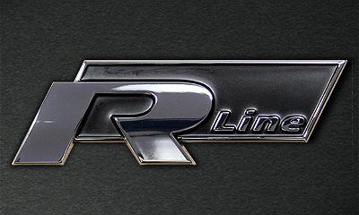 New R-Line Emblem image 1