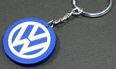 VW PVC KEYTAG image 1